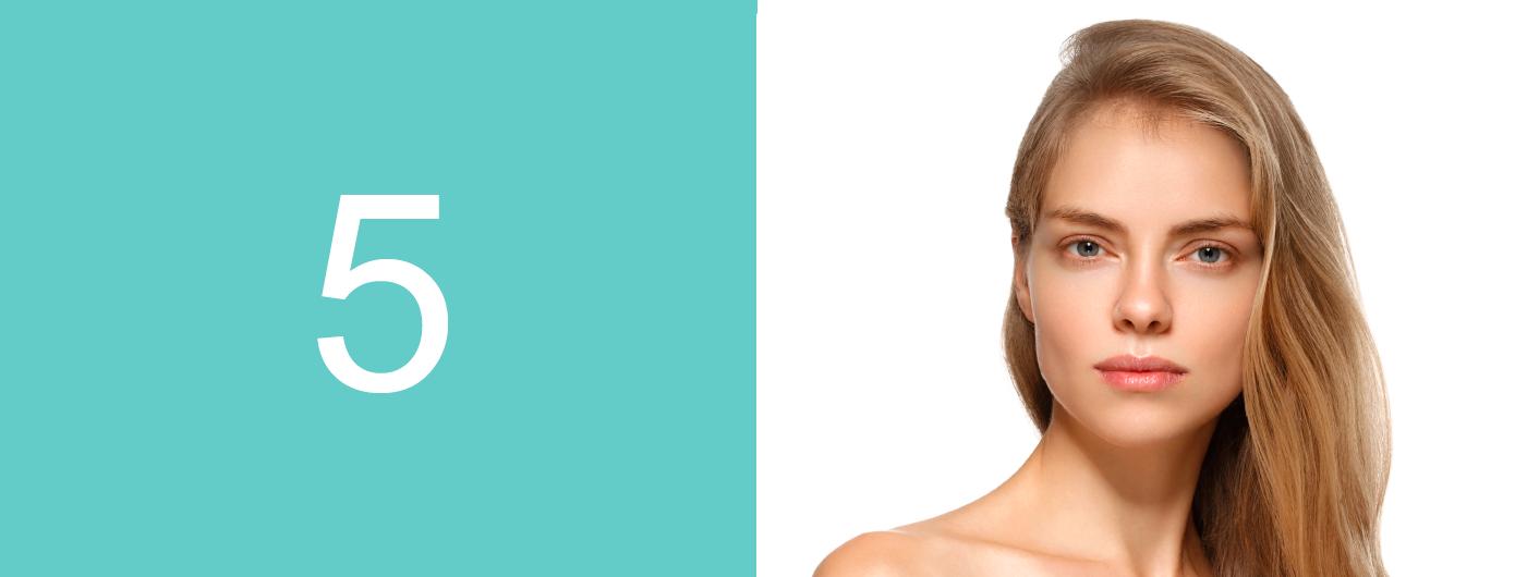 As cinco dicas principais para a pele perfeita