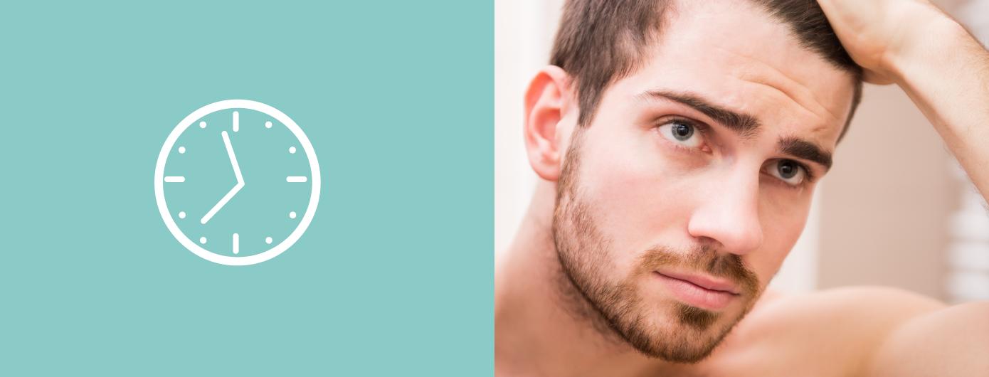 Como envelhece a pele masculina?