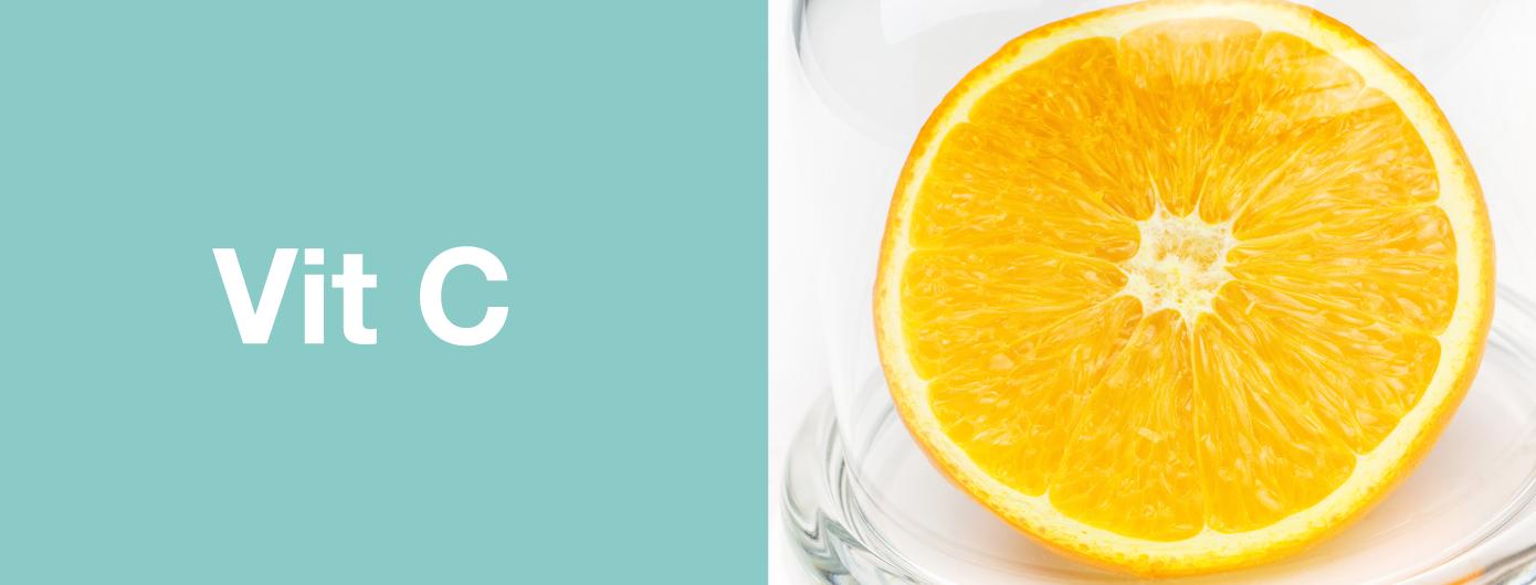 Os benefícios da Vitamina C para a pele do rosto