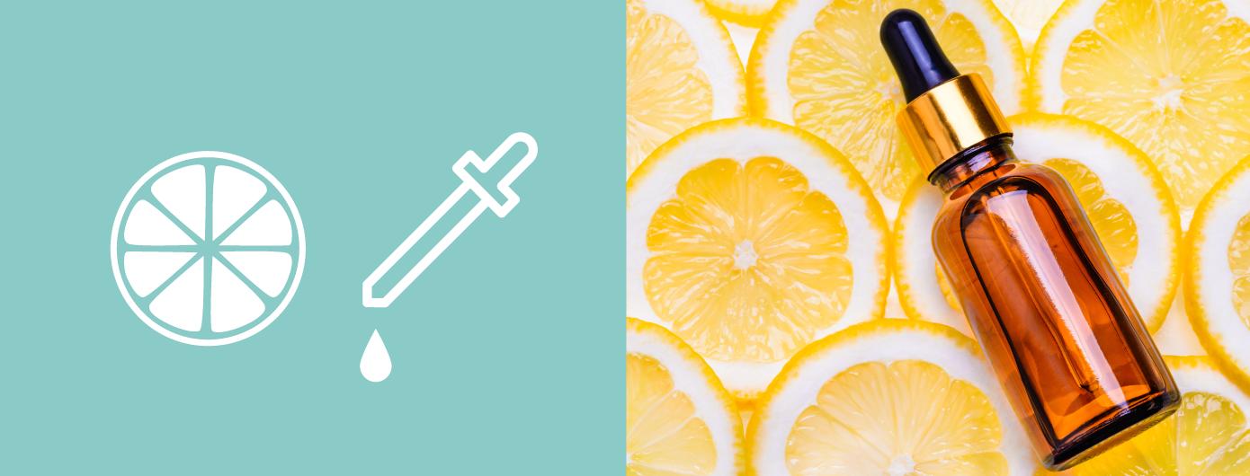 Sérum de Vitamina C: Benefícios na redução de rugas, manchas e aumento da firmeza da pele.